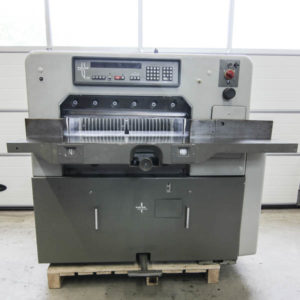 Used Polar 76 EM guillotine, year 1992