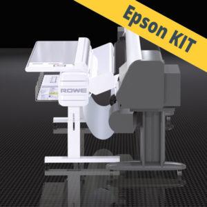 Taittokone Epson-suurkuvatulostimeen – ROWE VarioFold Epson Inline KIT