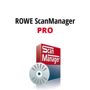 ROWE ScanManager PRO (kopiointi + laajennettu kuvankäsittely + datan analysointi)