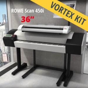 VORTEX Memjet scanner MFP – ROWE Scan 450i VORTEX KIT