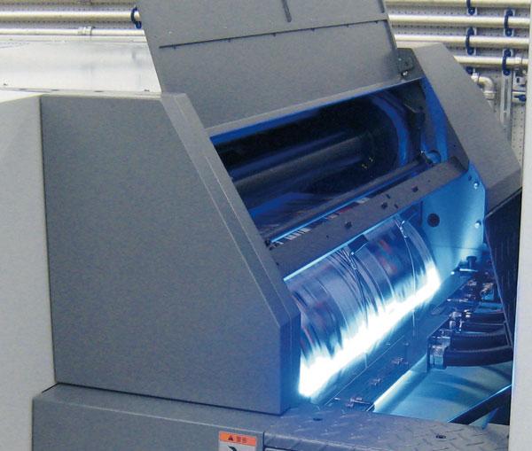 Ryobi LED-UV -painokone
