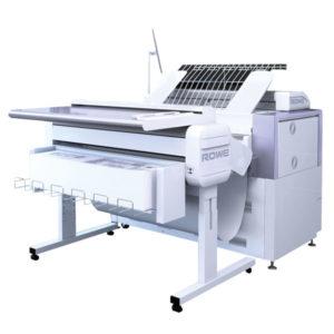 CAD-monitoimitulostin ROWE ecoPrint MFP (tulostus, kopionti, skannaus, taitto)