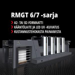 Ryobi Mitsubishi RMGT 6/7 -sarja (A2/B2-formaatti)