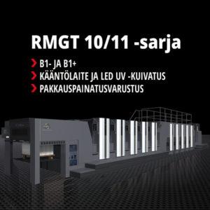 Ryobi Mitsubishi RMGT 10/11 -pakkauspainokoneet