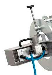 Grafcut LC 180 hydraulinen stanssauskone