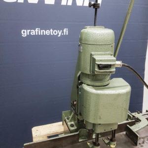 Constantin Hang 136D -paper drilling machine