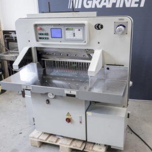 Longer Machine LG-P 660 -paperileikkuri