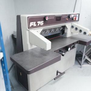 FL 76 -paperileikkuri
