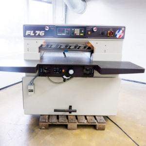 FL76 -paperileikkuri