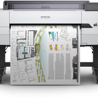 Suurkokotulostin Epson SC-T5400