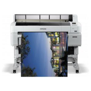 Suurkokotulostin Epson SureColor SC-T5200D (tuplarulla)