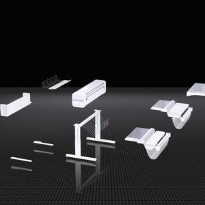 ROWE VarioFold Compact -lisävarusteet