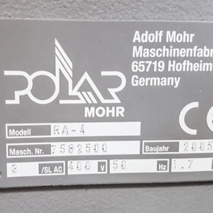 Tärypöytä Polar RA-4