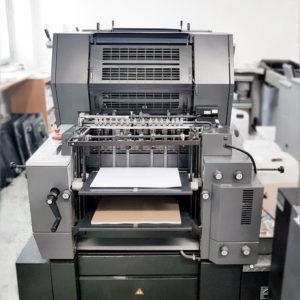 Heidelberg Printmaster 52-2 -offsetpainokone