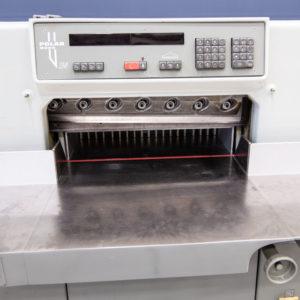 Polar 55 EM -paperileikkuri
