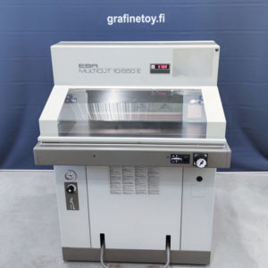 EBA Multicut 10-550 E -paperileikkuri